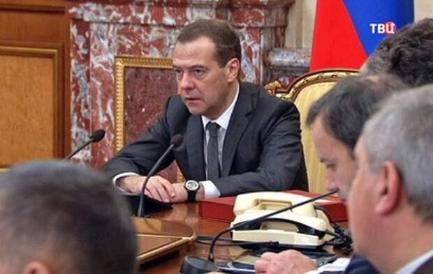 Медведев раскрыл подробности антикризисного плана
