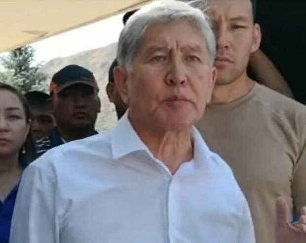 Верховный суд Киргизии отменил приговор экс-президенту Атамбаеву