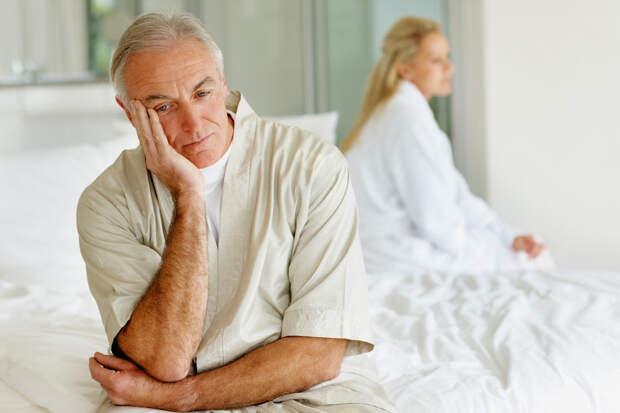 Как увеличенная простата влияет на сексуальную жизнь?