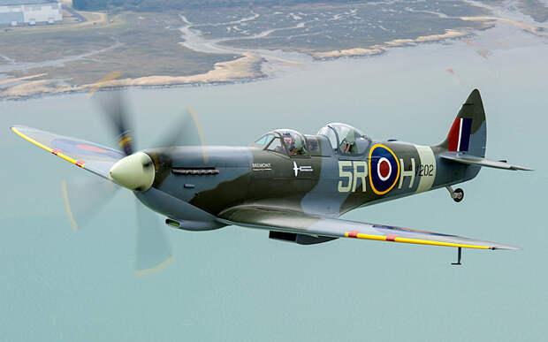 TR9 Spitfire