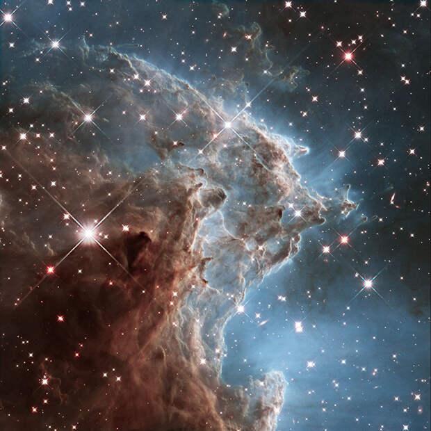 New Hubble image of NGC 2174