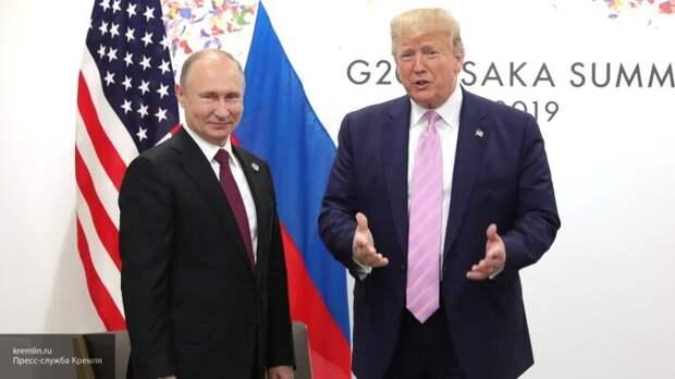 Соловей: Демпартия уверяет, что Трамп после общения с Путиным ходит грустный