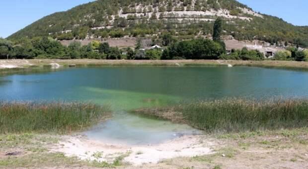Севастополь обеспечен водой только до декабря