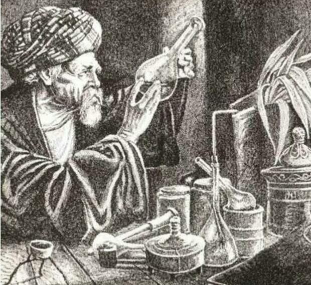Хасдай бен (ибн) Шапрут (Иллюстрация из открытых источников)
