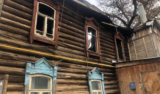 Погорельцам «несуществующего дома» в Уфе удалось попасть на прием к чиновникам