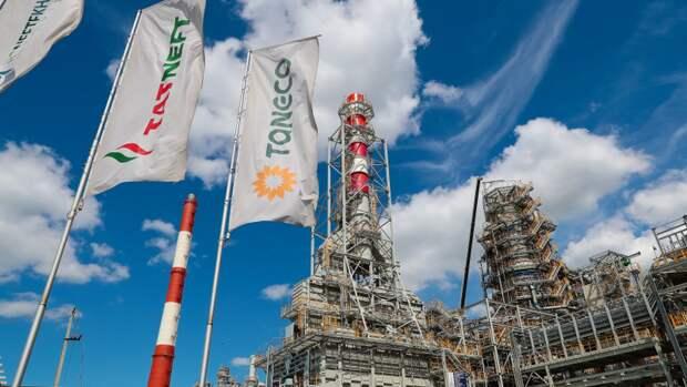 Более чем на22% увеличила «Татнефть» продажи нефтепродуктов вРФв2019 году