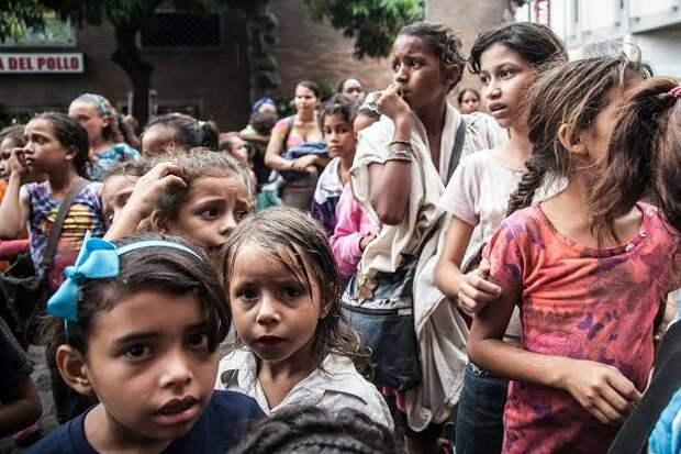 Ценой детских слез: Венесуэла платит за демократию слишком дорого