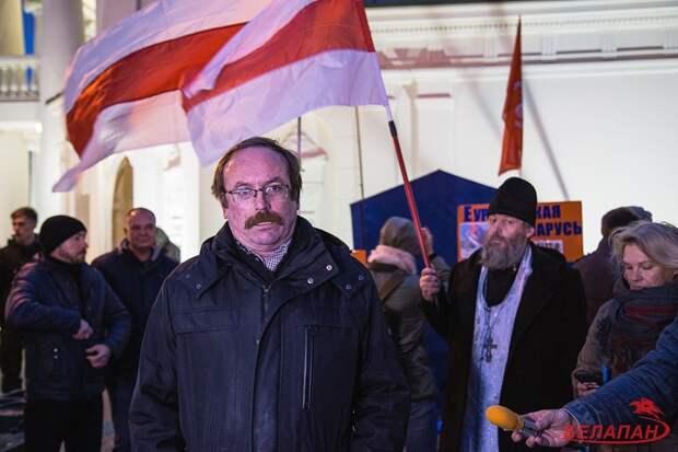Беларусь сменила Украину в борьбе за европейскую цивилизацию