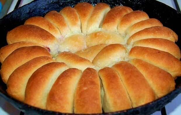 Пирог - Святая семейка
