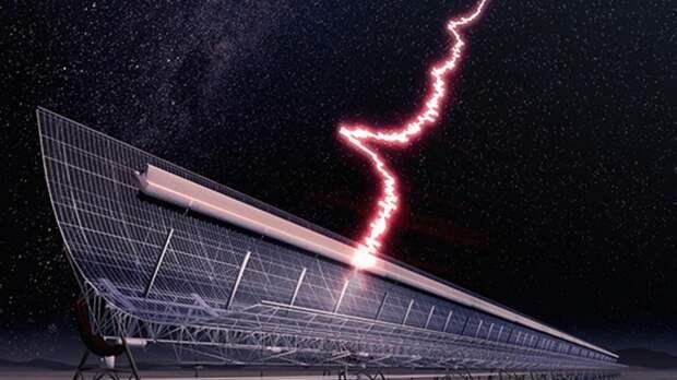 Впервые астрономы обнаружили быстрый радиовсплеск в Млечном Пути.