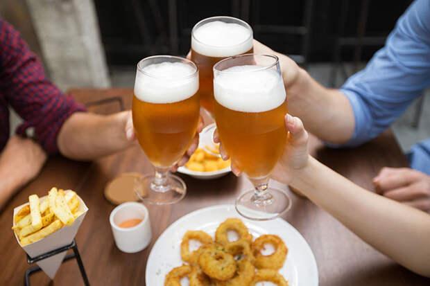 Основные причины отказаться от употребления пива