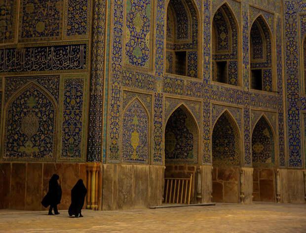Исфахан, Иран.