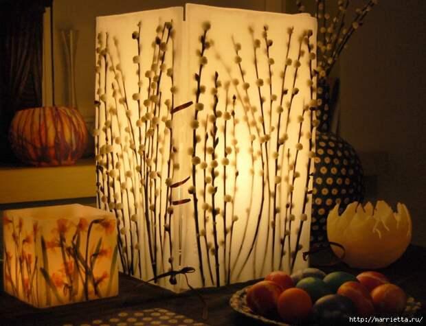 цветочные свечи ручной работы (17) (700x536, 235Kb)