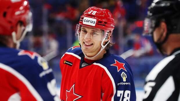 Бабаев: «Если Шалунов и уедет в НХЛ, то только в следующем сезоне»
