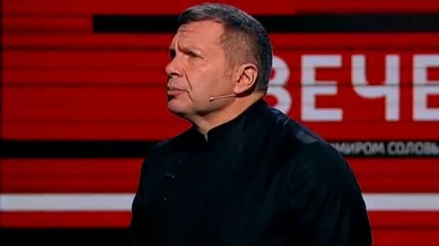 Соловьев: шутки кончились, между Россией и США будет «страшная драка»
