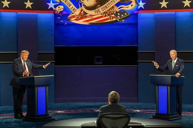 О неутешительных итогах первого раунда президентских дебатов в США