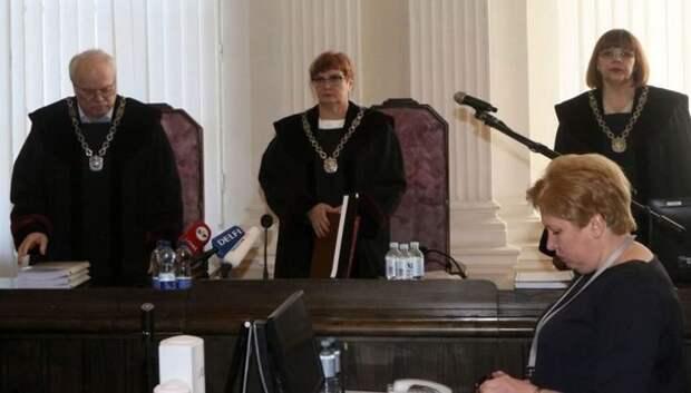 Россия отомстила судьям и прокурорам Литвы за охоту на своих граждан