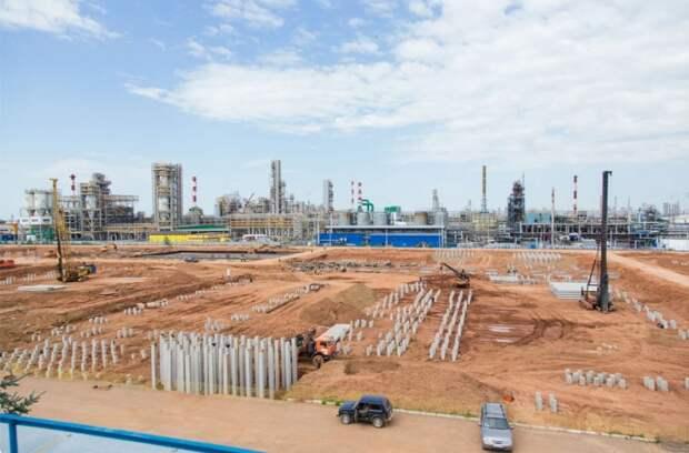 18 гигантских заводов, которые сейчас строятся в России