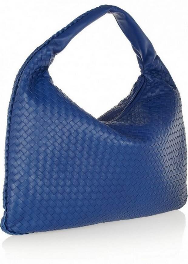 Плетеные сумки intrecciato от Bottega Veneta.