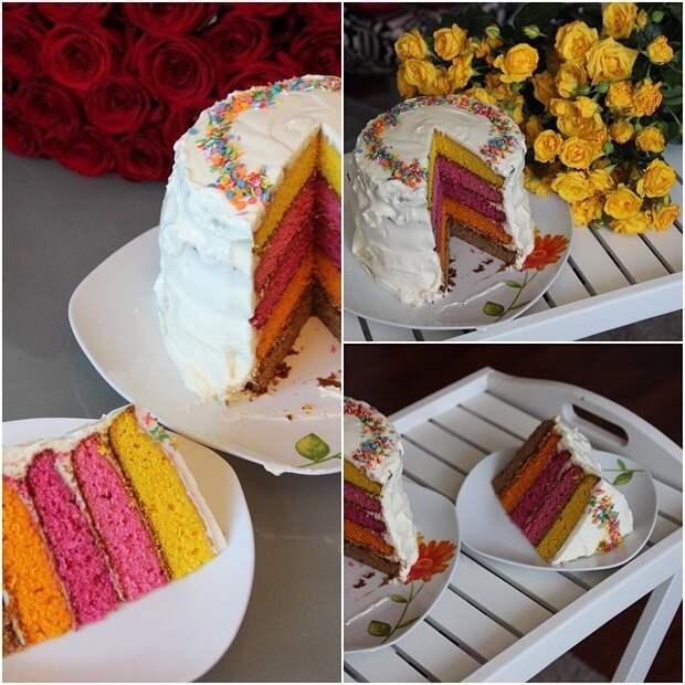 Советы любителям выпечки: 30 ярких идей для украшения пирога