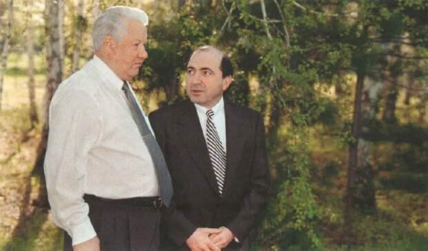 Михаил Делягин о злом гении лихих 90-х