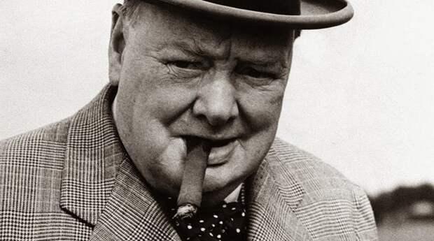 Черчилль: «Если вы можете начать день без кофеина…»