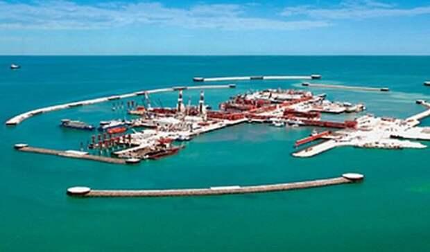 Кашаган— огромные запасы нефти ипроблем