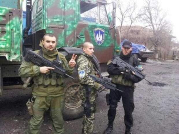 """Гнилое нутро украинского патриотизма: за массовые преступления арестованы 8 боевиков роты """"Торнадо"""""""