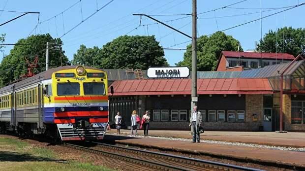 Как антироссийские санкции останавливают латвийские поезда