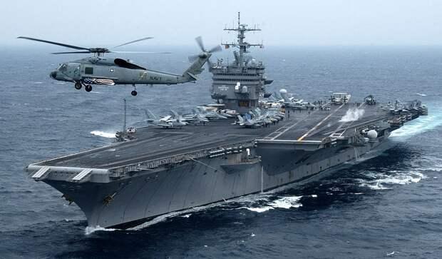 США намерены сократить количество авианосцев из-за угрозы российских «Цирконов»
