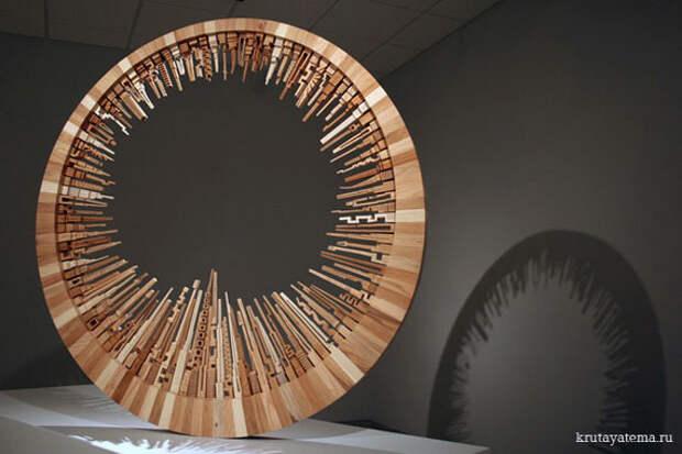 Джеймс МакНабб: деревянные города