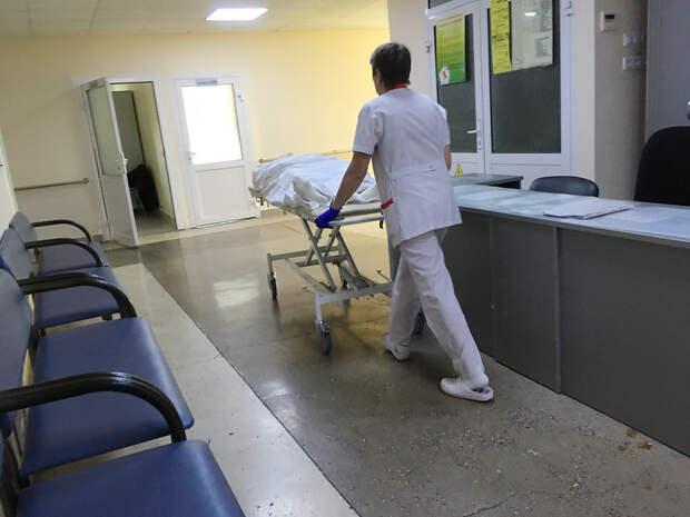 В больнице Феодосии скончался избитый мужчина