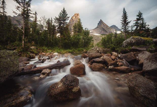 19 лучших фотографий природного парка Ергаки