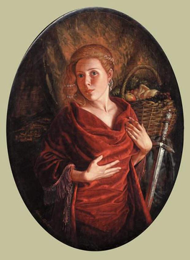 Легенда оЮдифи иОлоферне