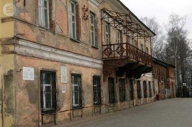 Спикер Гордумы Ижевска призвал бизнесменов подключиться к восстановлению Генеральского дома