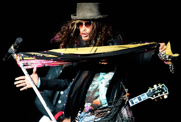 Aerosmith выступили в Москве