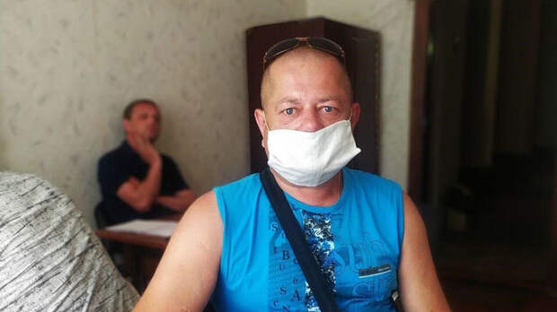 «Слепые ранения грудной клетки»: Евгений Ткачёв из Донбасса попал под обстрел по пути на рынок