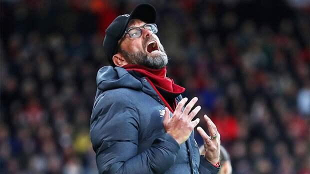 Клопп: «Реал» меня устраивает. Глядя на другие команды, появляется мысль: «Боже мой!»