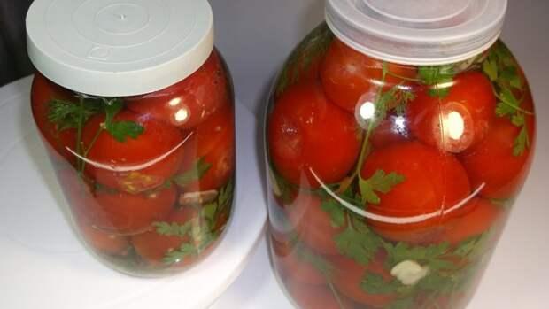 Обалденные квашеные помидоры. Совсем как бочковые, но еще проще!