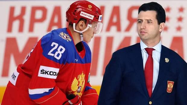 Р. Ротенберг: «СКА никогда не говорил, что мы — базовый клуб сборной России. Это выдумки журналистов»