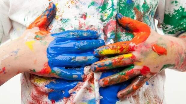 Как отстирать краску с одежды: 100% методы за копейки