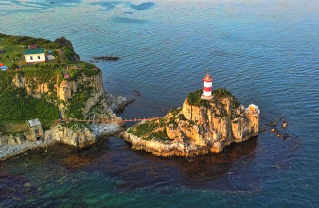 Природа Владивостока, маяк
