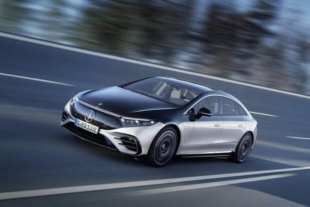 Mercedes-Benz EQS и еще 8 крутых «электричек»