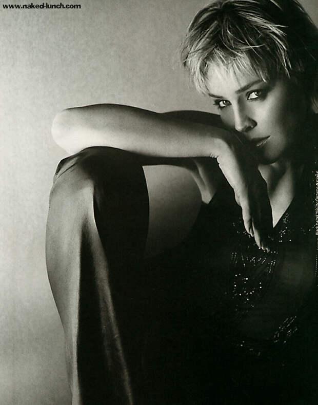 Секс-символы 90-ых: Шэрон Стоун