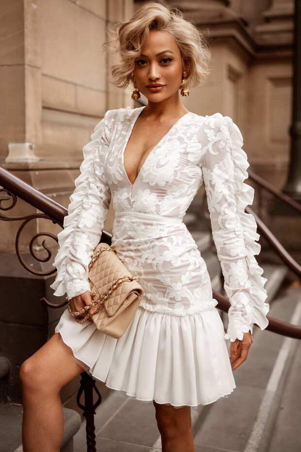 Вечерние платья для самых шикарных выходов