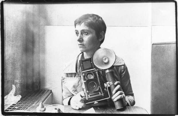14 знаменитых фотографов за работой