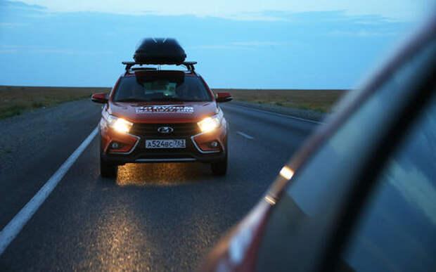 Автопробег «За рулем», день 3-й: Актобе – Байконур