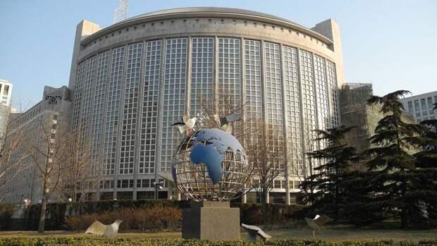 В МИД Китая указали на провальную политику США по Синьцзяну