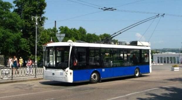 В Севастополе троллейбусы будут ходить до глубокой ночи