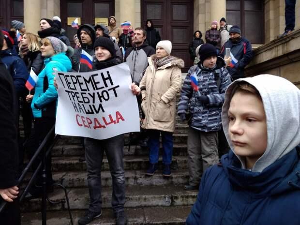 Юлия Витязева: Попытка диалога с глухими
